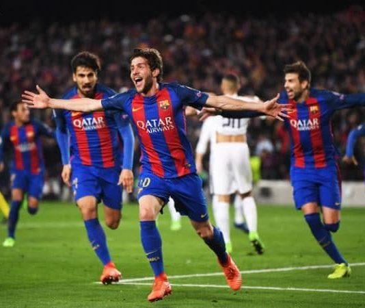 FC Barcelona defeats PSG