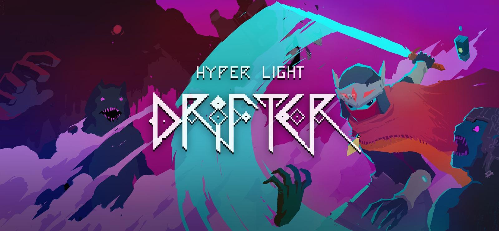 hyper light drifter banner
