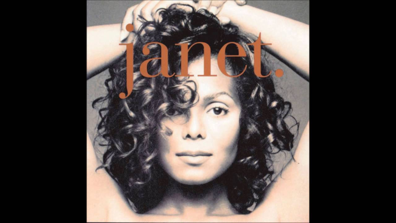 janet. cover