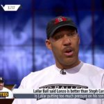 Lavar Ball Undisputed Steph Curry