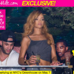 Rihanna hanging out with JR SMith