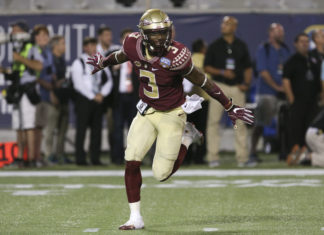 derwin james florida state FSU safety