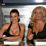 pamela anderson and leah lail