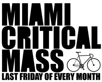 Miami Critical Mass is a joke