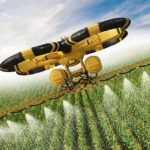 crop dusting chemicals on your gmo corn