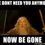 lord of the rings meme dumbledor